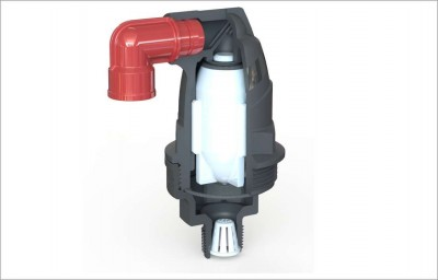2 Inch Kinetic Air Valve