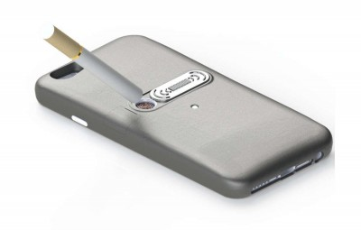 Smartphone Protective Case with Lighter